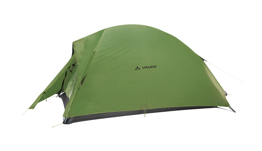 VAUDE Hogan Ultralight Argon 1-2P Telt grøn